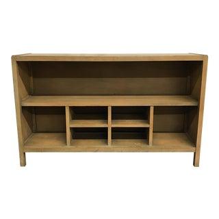 Mid-Century Side Shelf