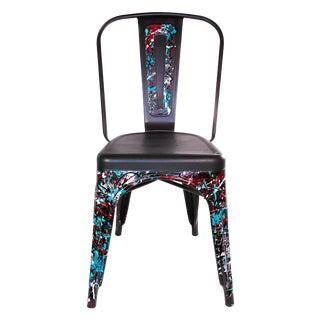 "Vanguard Splash Bar Chair #2 by ""Meet Frankie C"""