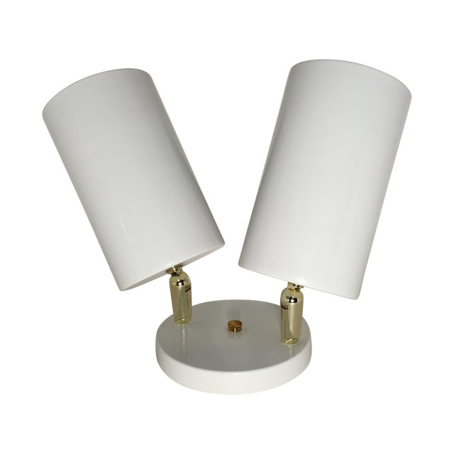 Vintage Non-Installed Directional Can Lighting - Image 1 of 7