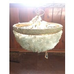 Image of Currey & Company Bayou Sea Glass Coastal Light
