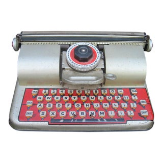 Beerwin Superior Toy Typewriter