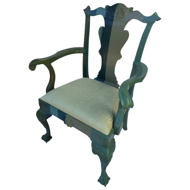 Image of Chippendale Style Chair by Jamie Drake