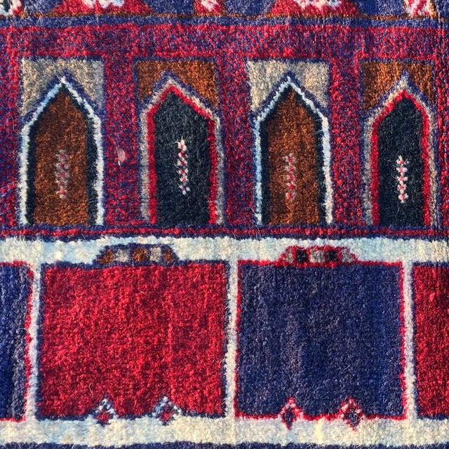 Image of Baluchi Persian Rug - 2′11″ × 4′10″