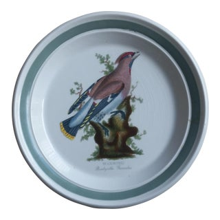 "English Portmeirion ""Birds of Britian"" Bird Plate"