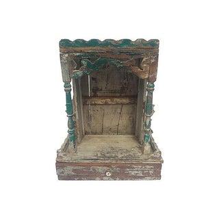Antique Indian Altar/ Shrine
