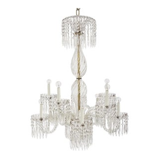 Exquisite Crystal Chandelier