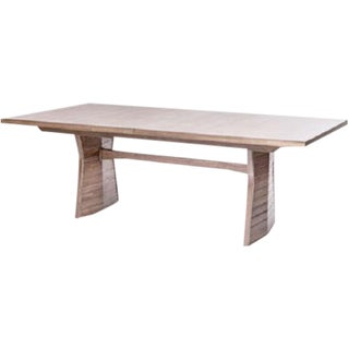 McGuire Hourglass Dining Table