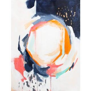 """Light in Dark"" Original Acrylic Painting"