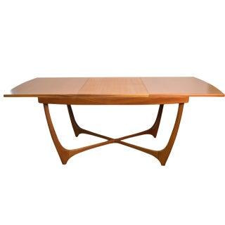 Beithcraft Teak Extending Dining Table