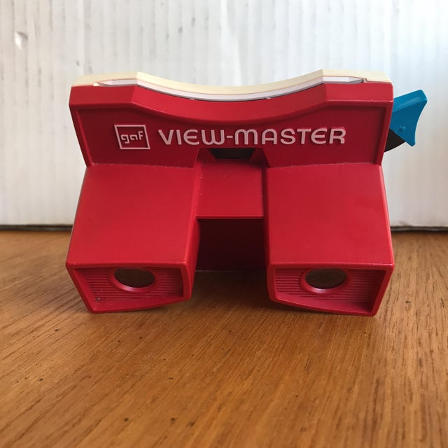Vintage Gaf View-Master With Original Box - Image 4 of 7