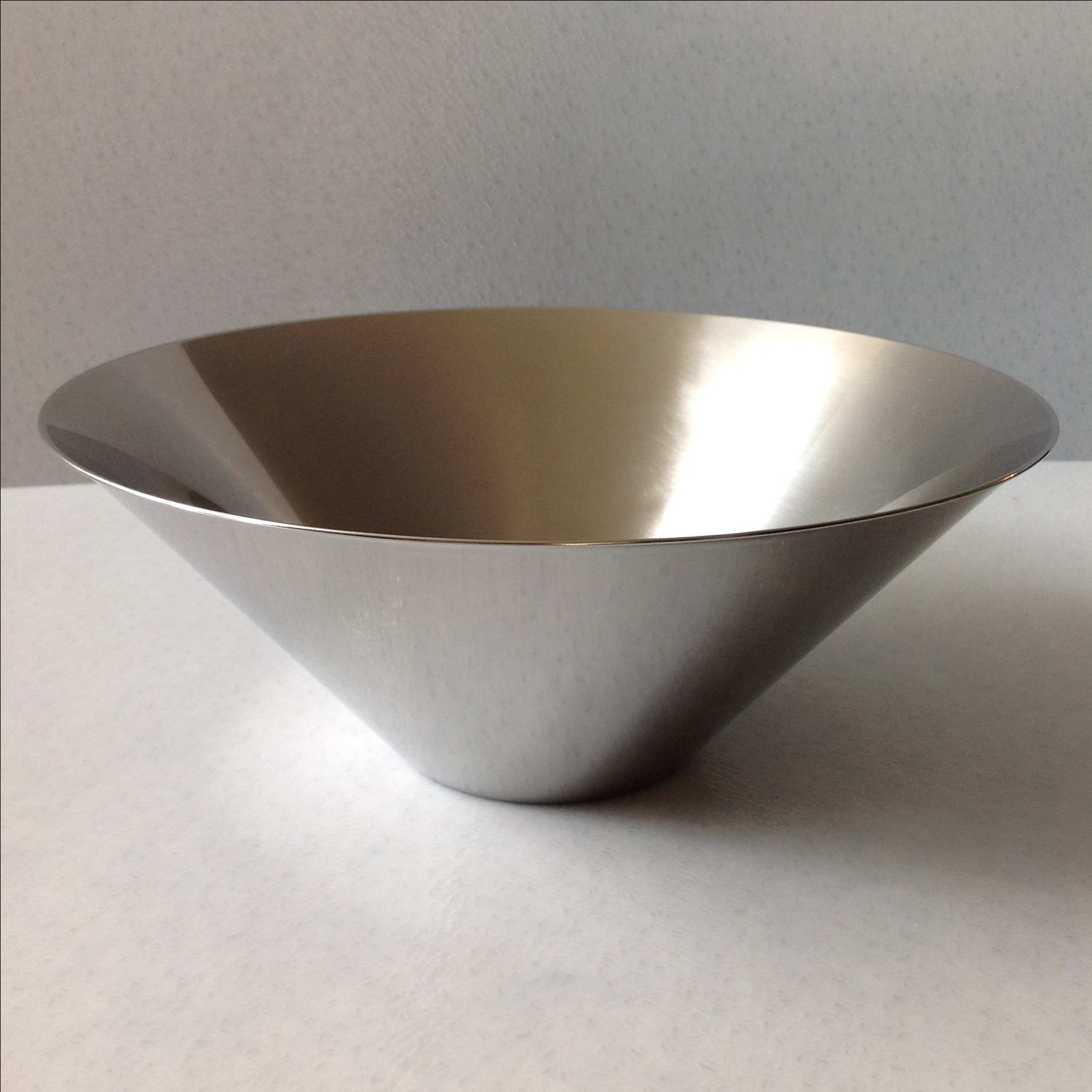 gabis sweden stainless steel bowl by nils nisbel image 2 of 9
