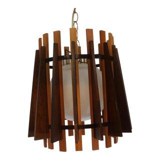 Mid-Century Modern Pendant Light