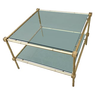 Jonathan Adler Meurice 2 Tier Table