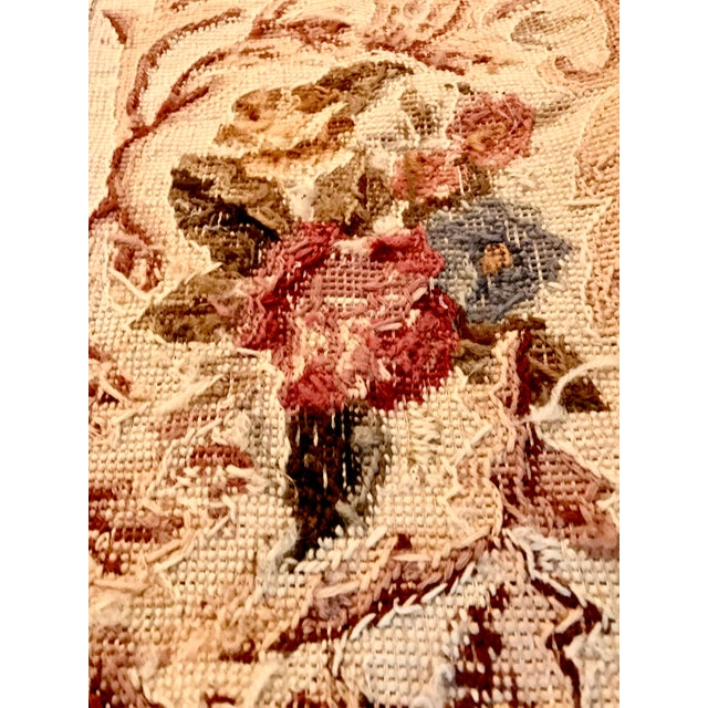 French Aubusson Needlepoint Rug - 8′6″ × 11′6″ - Image 9 of 11
