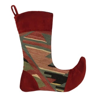 Kilim Christmas Stocking | Juanita