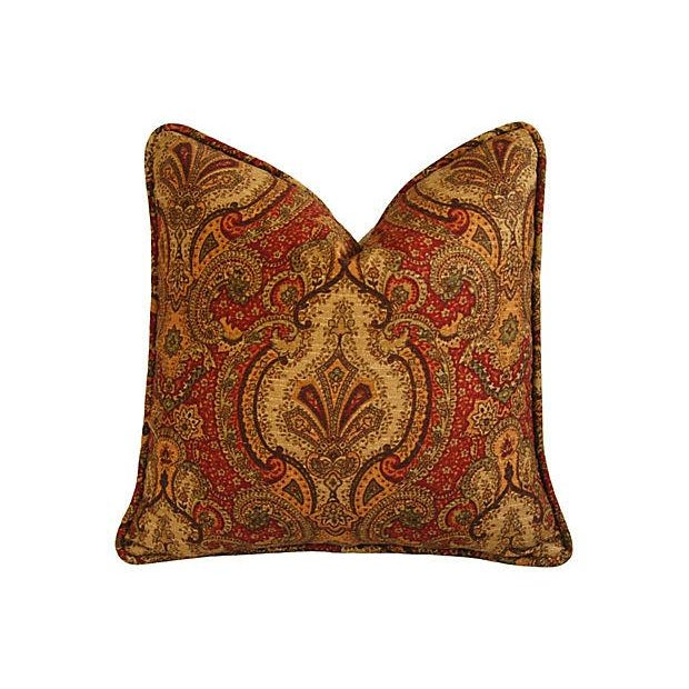 Raymond Waites Europa Pillows - A Pair - Image 2 of 8