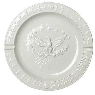 Vintage Ceramic Eagle Ashtray