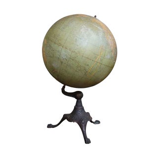 Terrestrial World Globe
