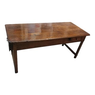 18th C. French Farm Dining Table