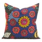 Aisha Suzani Square Pillow
