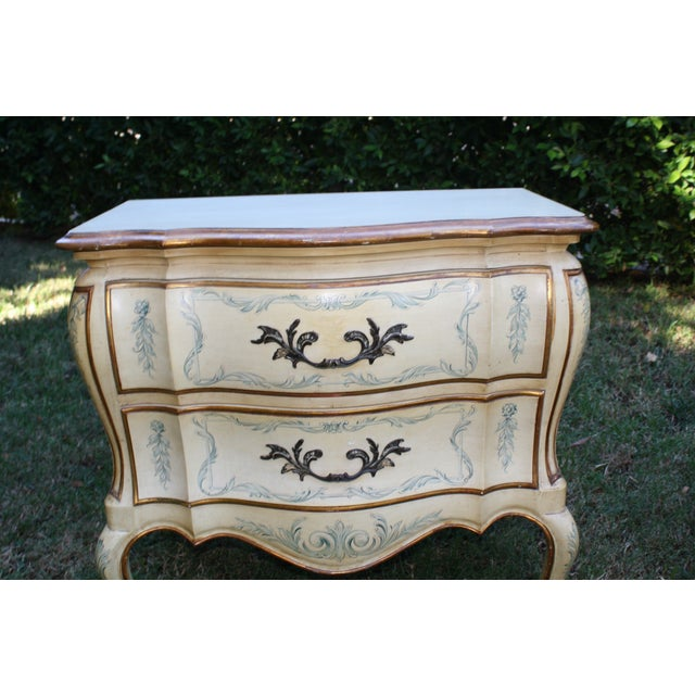 John Whittencomb French Nightstands - A Pair - Image 4 of 5
