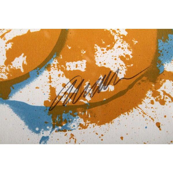 "Image of Arman, ""New Romanticism,"" Serigraph"