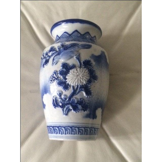 19 C. Japanese Imari/Arita Porcelain Vase - Image 6 of 6