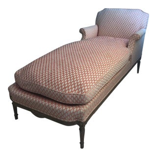 Extra Long Chaise Lounge