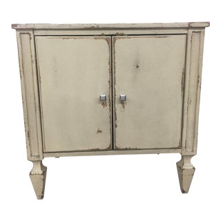 Habersham Furniture Distressed Nightstand