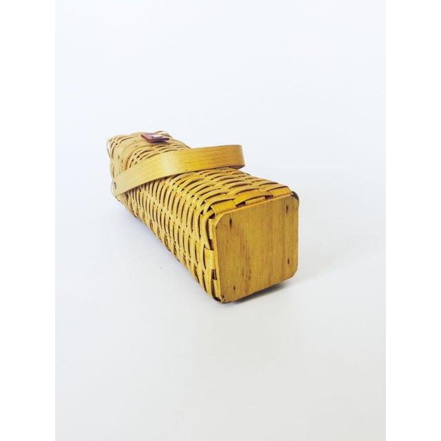 Vintage Wine Basket - Image 5 of 6