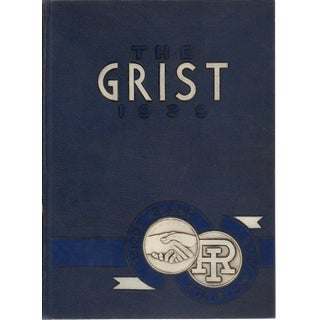 """The Grist"" 1939 Book"