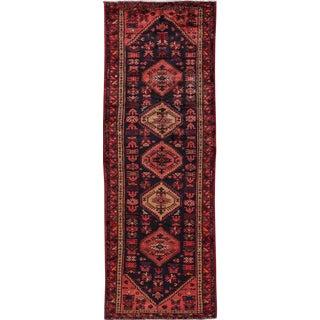 "Apadana - Vintage Persian Hamadan Rug, 3'3"" x 10'3"""