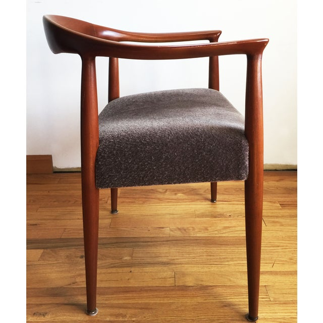 1970s Hans Wegner Kennedy Round Chairs - A Pair - Image 5 of 10