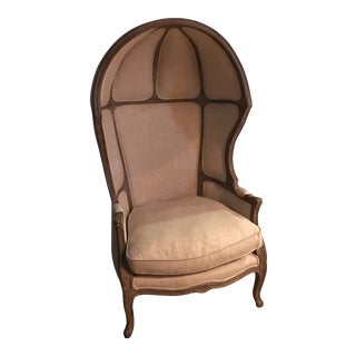 Restoration Hardware Versailles Canopy Chair