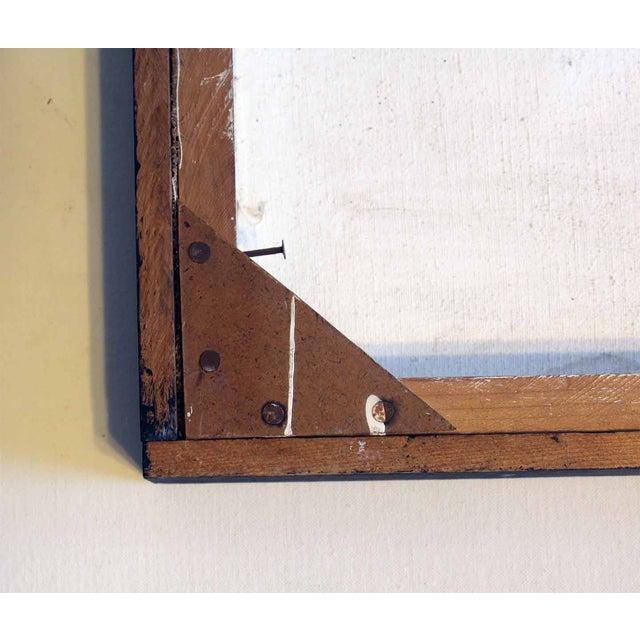 1966 Ken Harkias Abstract Acrylic Painting - Image 4 of 4