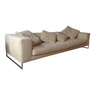 B & B Italia Ultrasuede Sofa