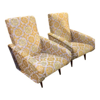Lounge Chairs by Pierre Guariche - A Pair