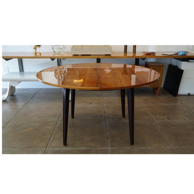 Edward Wormley Dinning Table - Image 2 of 9