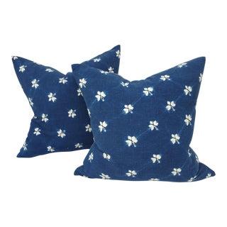 Japanese Shibouri Pillows - A Pair