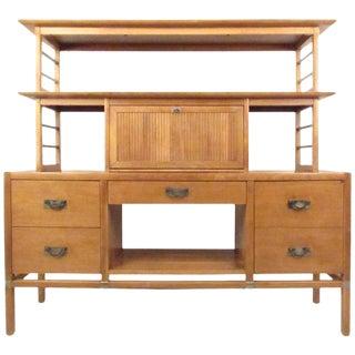 Stiehl Furniture Mid-Century Workstation