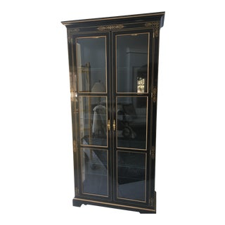 Kindel Chinoiserie Style Curio Cabinet
