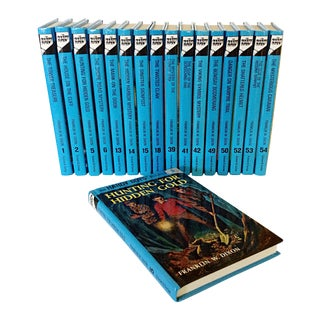 Hardy Boys Collection Books - Set of 17