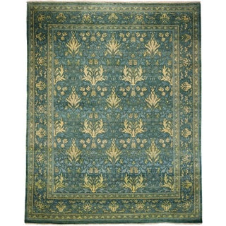 """Arts & Crafts Hand-Knotted Rug - 8'2"""" x 10'2"""""""