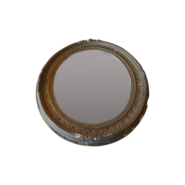 Small Oval Mirror - Image 1 of 4