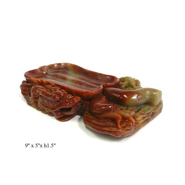 Image of ShouShan Stone Dragon Ink Pad
