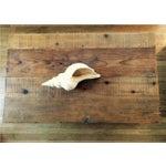 Image of Arhaus Wooden Coffee Table