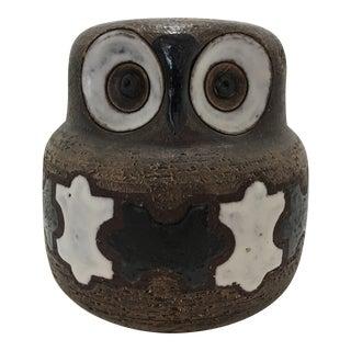 Vintage Aldo Londi Owl for Bitossi