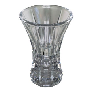 Glass Bud Crystal Vase