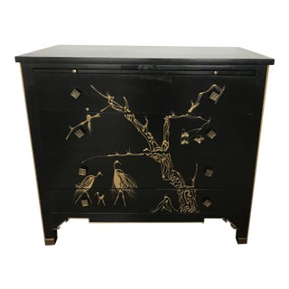 4-Drawer Commode Chest