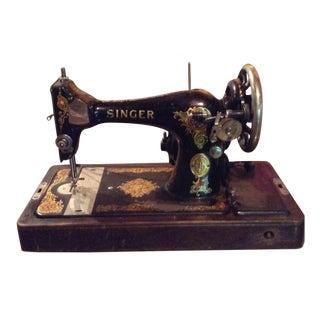 Singer Sewing Machine 1876